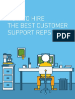 Zendesk WP How to Hire a Customer Service Representative