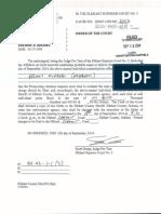 Rhodes and Dalton PC Affidavits