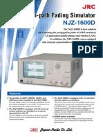 NJZ-1600D