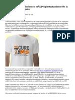 Tratamiento de la Esclerosis múltiple(tratamiento De la esclerosis múltiple)