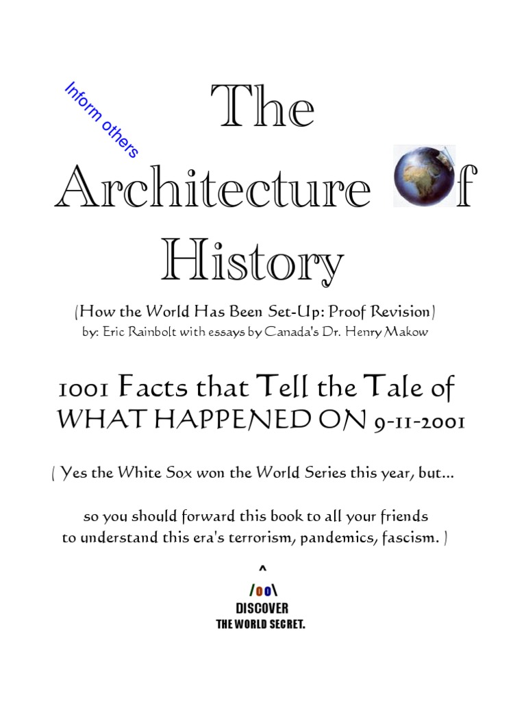 the architecture of history