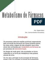 3 Metabolismo de F Rmacos