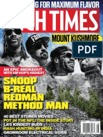 High Times - June 2014 USA