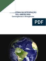 Amazônia e América Do Sul