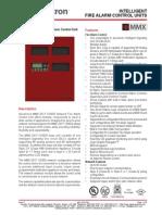 CAT-1028 MMX-2017-12N Network Fire Alarm Control Panel