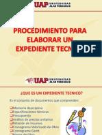 Expo Expediente Tecnico
