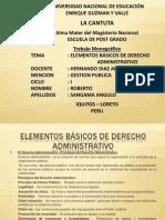 ELEMENTOS BÁSICOS DE DERECHO ADMINISTRATIVO.pptx