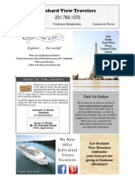 Travel - 2014 Third Edition - September