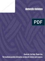 Domestic Violence Handbook