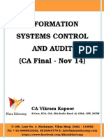 Isca Notes by CA Vikram Kapoor