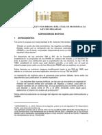191-10 Modificacion Regalias