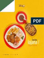 Cocina Lojana (Leer)