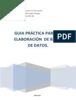 Guia Practica Para La Base de Datos
