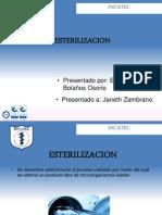 Esterilizacion