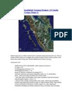 Kajian Hadis Rasullulah Tentang Kiamat- 10 Tanda besar Kiamat (Gempa Bumi 2) -warfeel-efairy