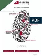 Oferta Produse Si Servicii - DigiSign