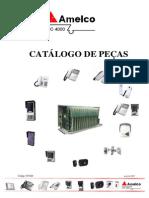 Catálogo de Peças 2007