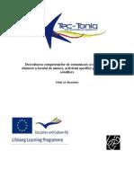 Particularitati Ale Comunicarii in Cadrul Grupurilor de Munca