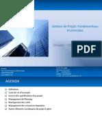 Exposé Gestion de Projet_Cameroun