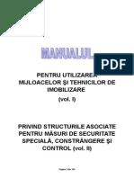 44238986 Manual de Utilizare a Mijloaoacelor Si Tehnicii de Imobilizare