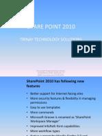 Sharepoint2010 Basics