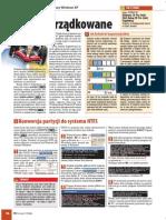 PDF - Szybszy Windows XP - Pliki Uporządkowane