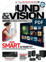Sound & Vision - March 2014 USA