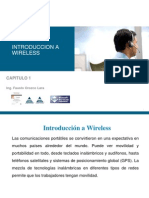 Capitulo 1 - Introduccion Wireless