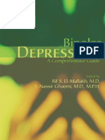 BIPOLAR DEPRESSION a Comprehensive Guide El Mallakh