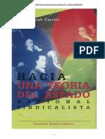 Hacia Una Teoria Del Estado Nacionalsindicalista