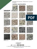 Granitos de Marmol