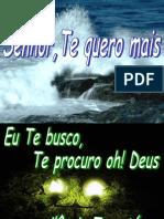 Senhor te quero(Eu Te busco, Te procuro...).ppt