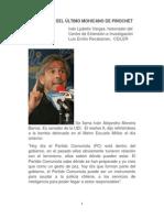 Las Patitas Del Último Mohicano de Pinochet