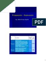 4. 1. INTRO Prospección - Exploración