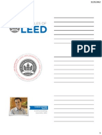 LEED(BD+C and ID+C)LEEDImplementation