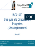 ISO21500