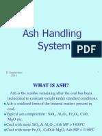 Ash Handling System for EET-r3