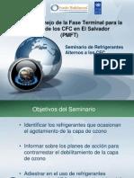Seminario Refrigerantes Alternos a Los CFC_Parte 1