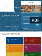 How to Make Presentations 2014