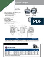 Info Motores Para Ref Comercial