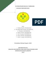 Laporan Praktikum Asosiasi Interspesifik