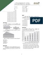 2 Prova-diagnóstica 2011