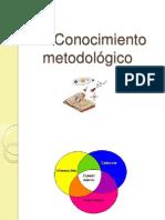 1.1 Conocimiento Metodologico2
