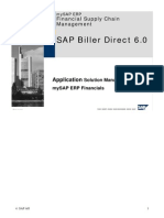 Biller Direct 6. From SAP
