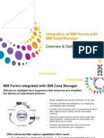 IBM Forms Value-Add for IBM Case Manager Customers