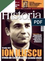 Revista Historia (Ianuarie 2011)