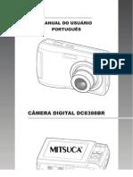 Camera Mitsuca DC8388Br