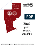 Final Year Report 2013-14