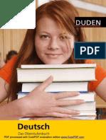 Duden Deutsch. Das Oberstufenbuch+