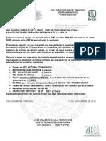 Apoyo Tecnico Dictamen Equipo Rx Umf 44
